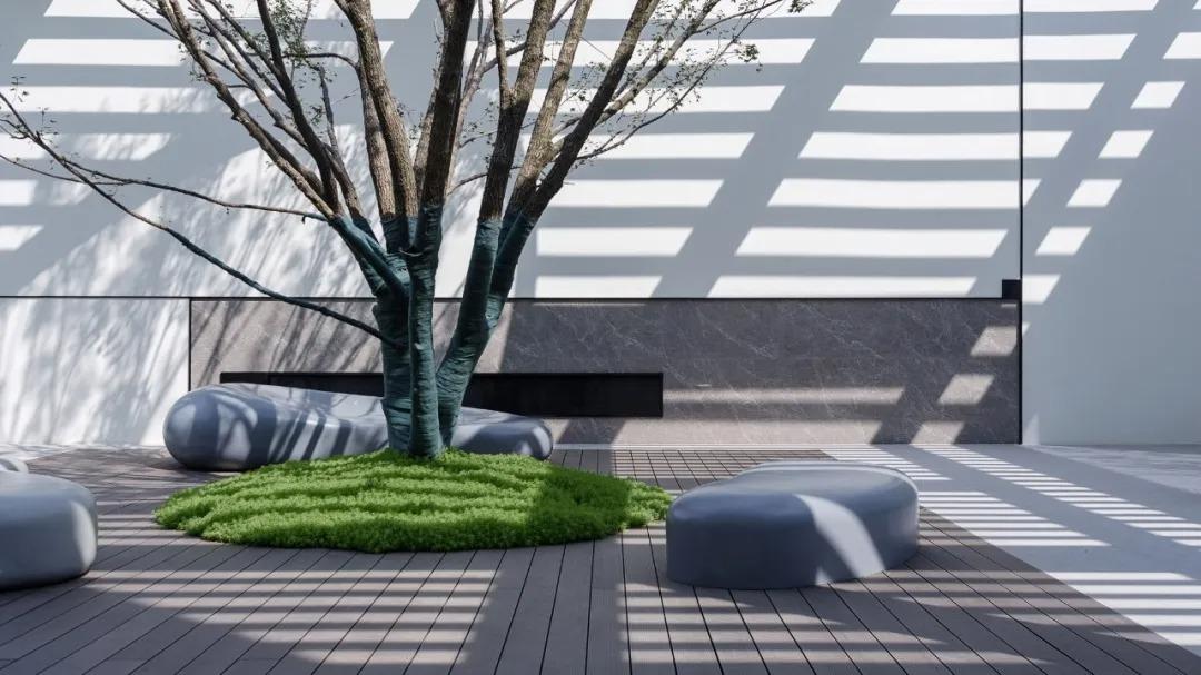 融创·翡丽壹號 景观设计 /  广亩景观