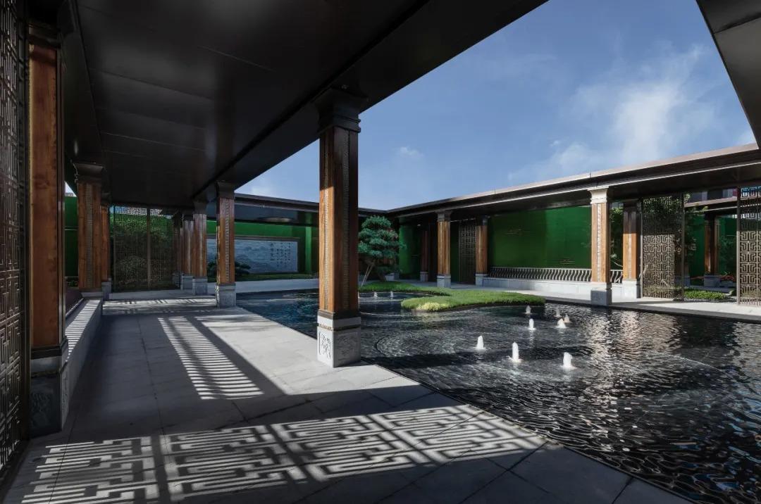 珠海龙光玖誉湾  景观设计 /  山水比德