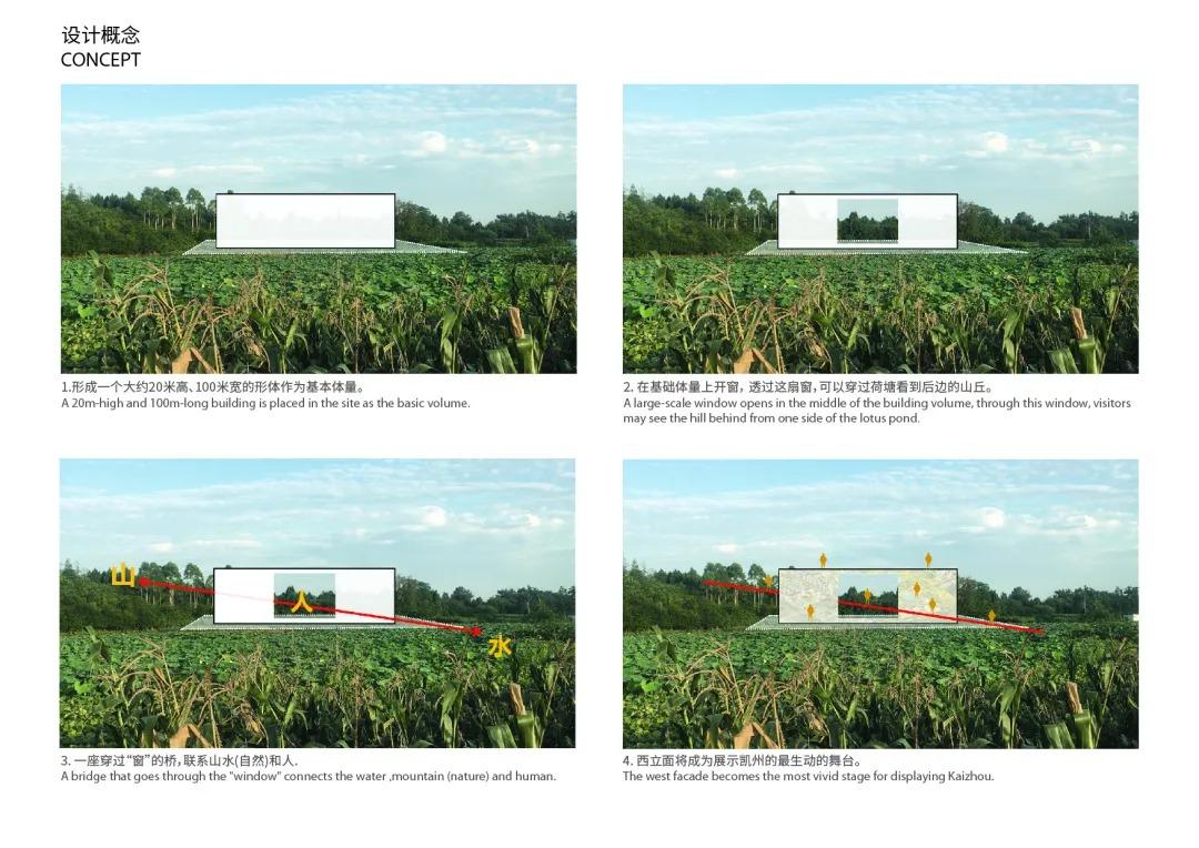 凯州之窗—凯州新城规划展览馆 建筑设计 / 朱小地工作室