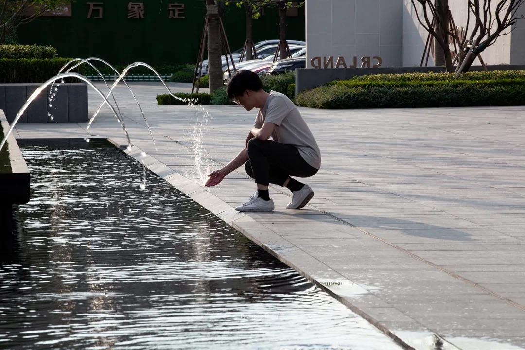 华润嘉兴·置地中心 景观设计 /  澜道设计