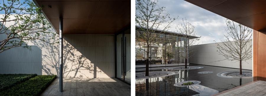 温州 未来城展示馆 建筑设计 /  gad · line+ studio