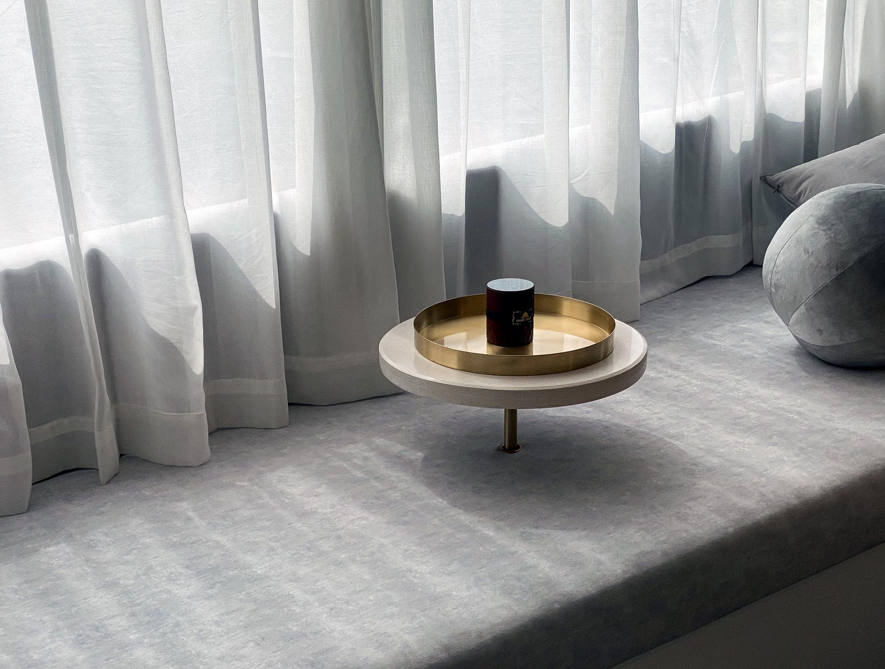 杭州 绀青住宅 室内设计 /  玖鹿设计