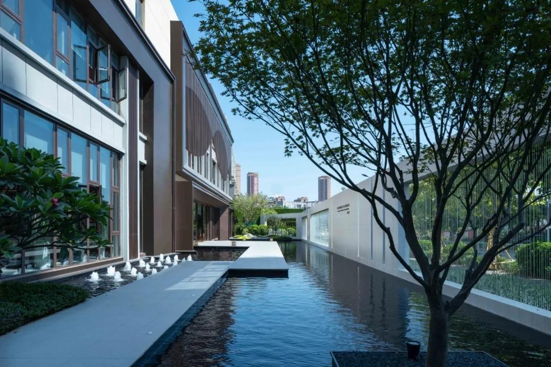 三盛·中梁璞悦风华 景观设计 /  上海集塔景观