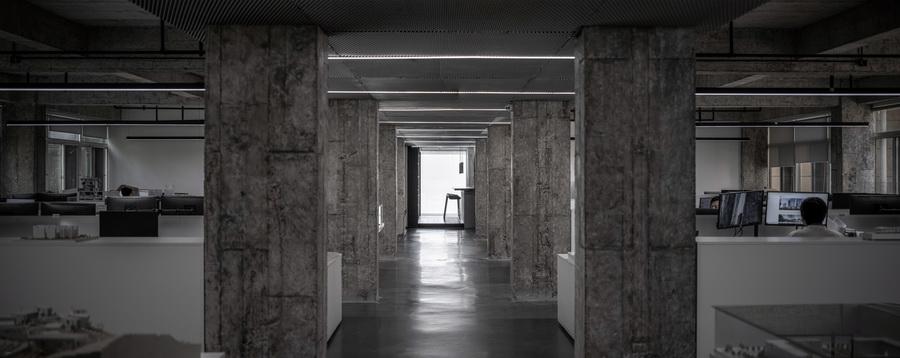 杭州 gad · line+ studio 办公空间 室内设计