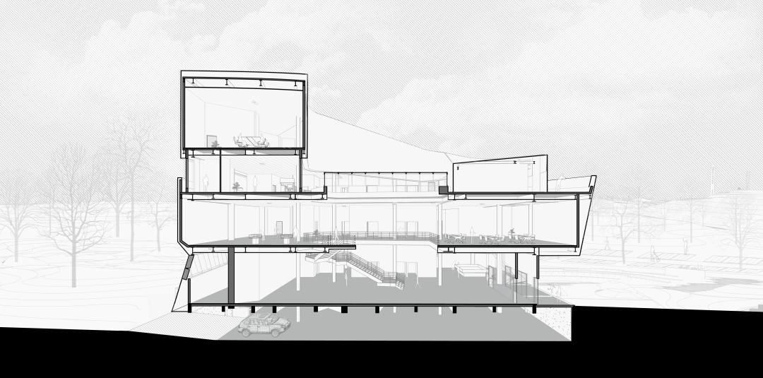 华侨城滁州·欢乐明湖体验中心  建筑设计 /  日清设计