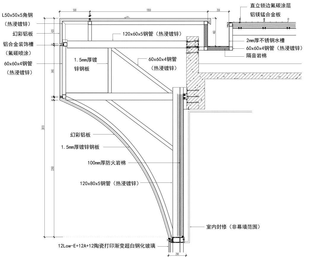 洛阳金科绿都天宸  建筑设计 /  成执设计