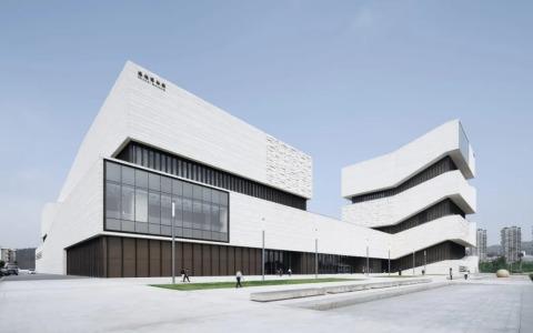 珠海博物馆 建筑letou国际米兰下载 / gmp