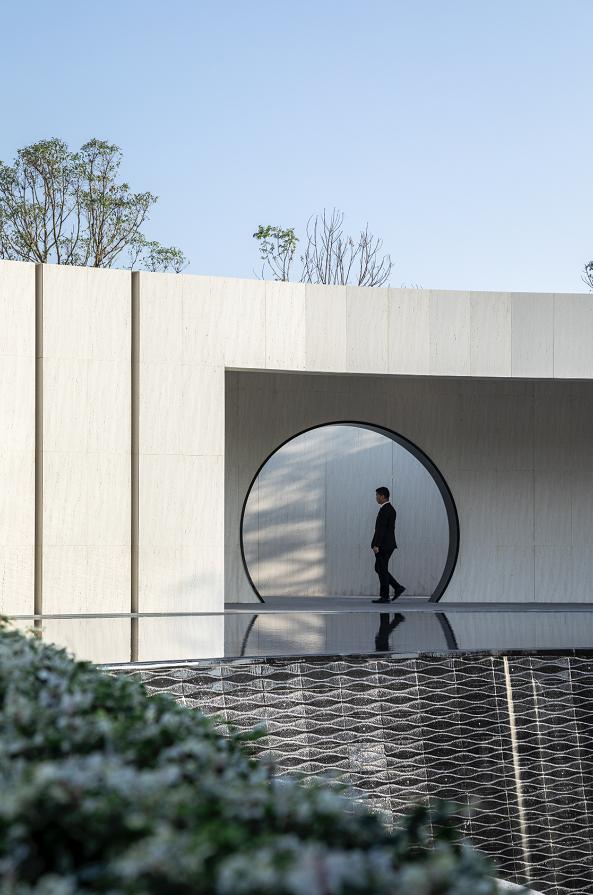 深圳 华润润樾山花园  建筑设计 / 华阳国际
