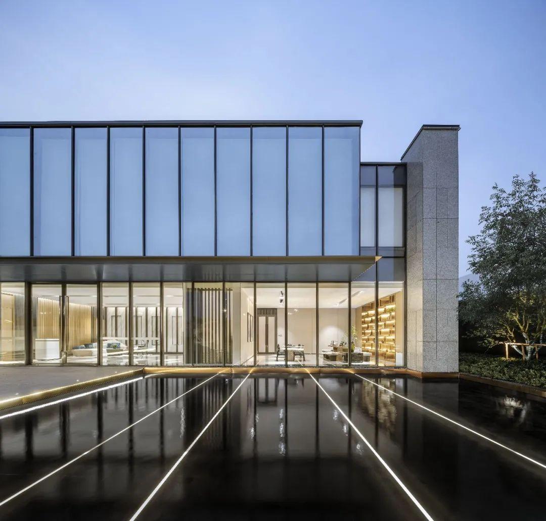 温州 天阳·大家·雲天美筑示范区  建筑设计 /  AAI国际建筑