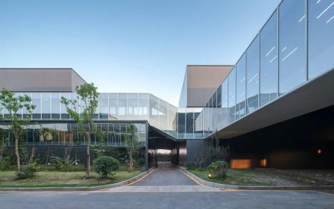 上海长江斯迈普电梯厂区改造  建筑letou国际米兰下载 / 介景建筑