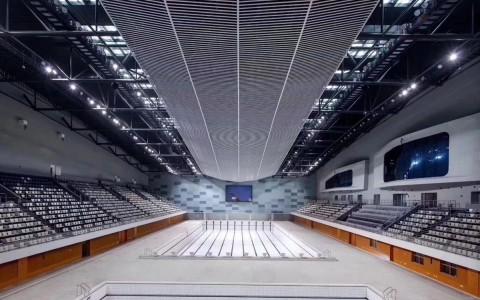 宁波奥林匹克体育中心 室内letou国际米兰下载  /  CCDI卝智letou国际米兰下载