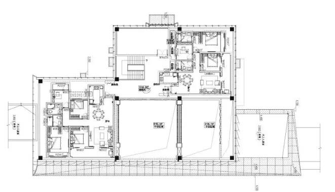 温州茶白金澜云邸售楼中心  建筑设计 /  上海华策设计
