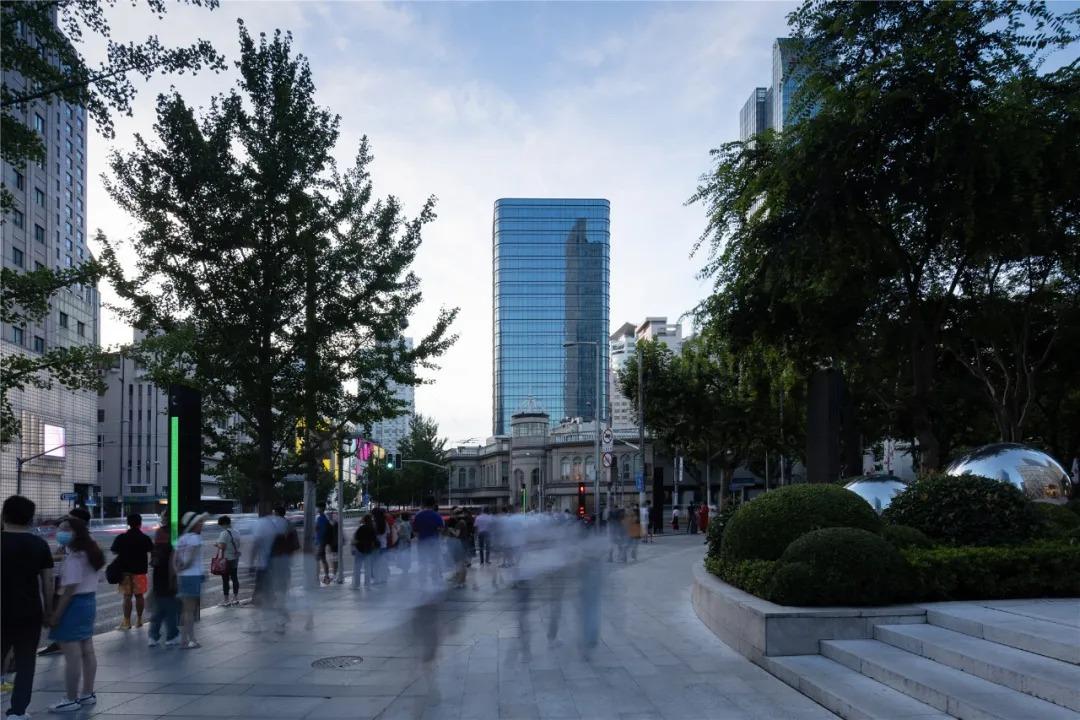 上海静安宝华中心  建筑设计 / CPC建筑设计