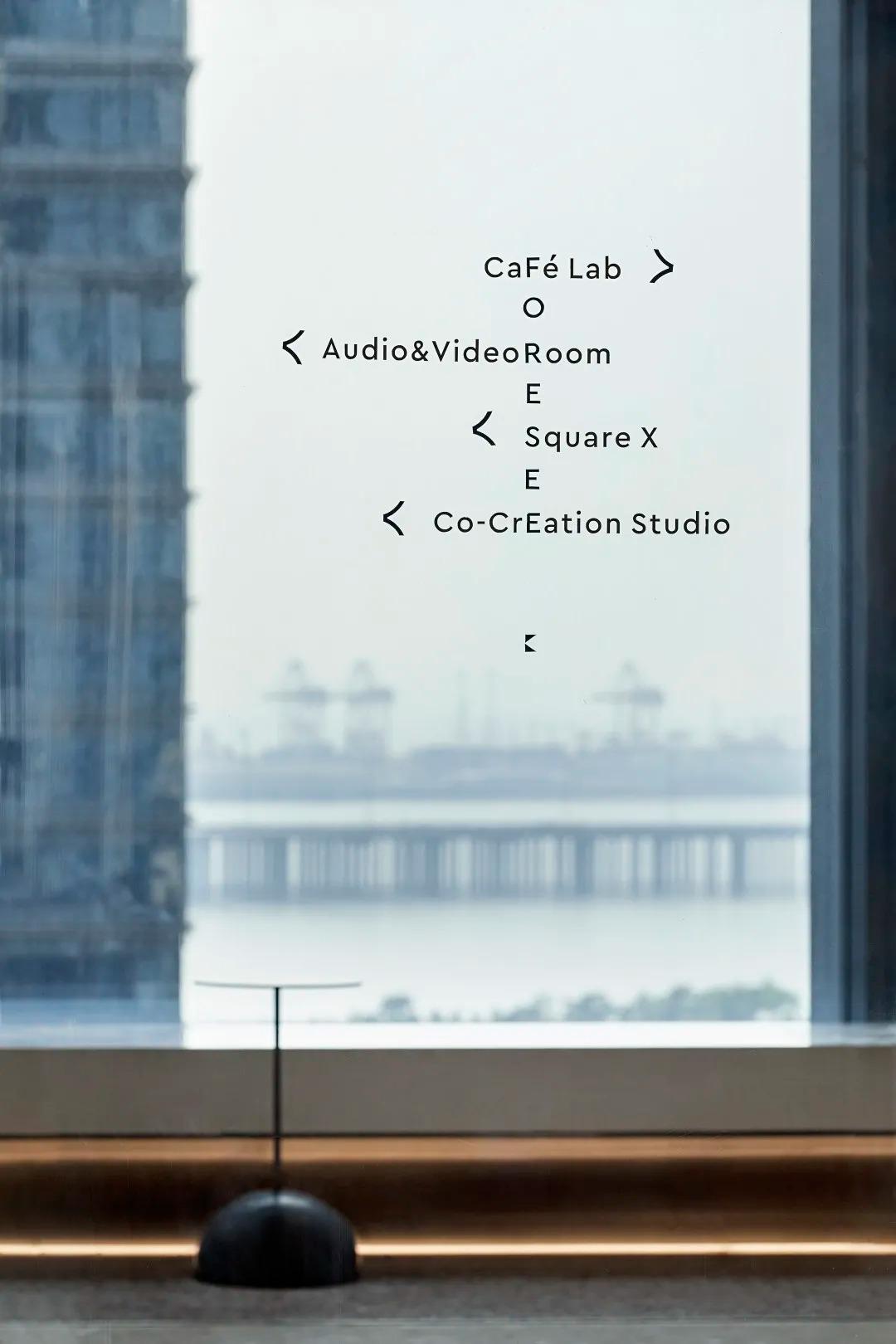 华润前海中心 室内设计 /  矩阵纵横
