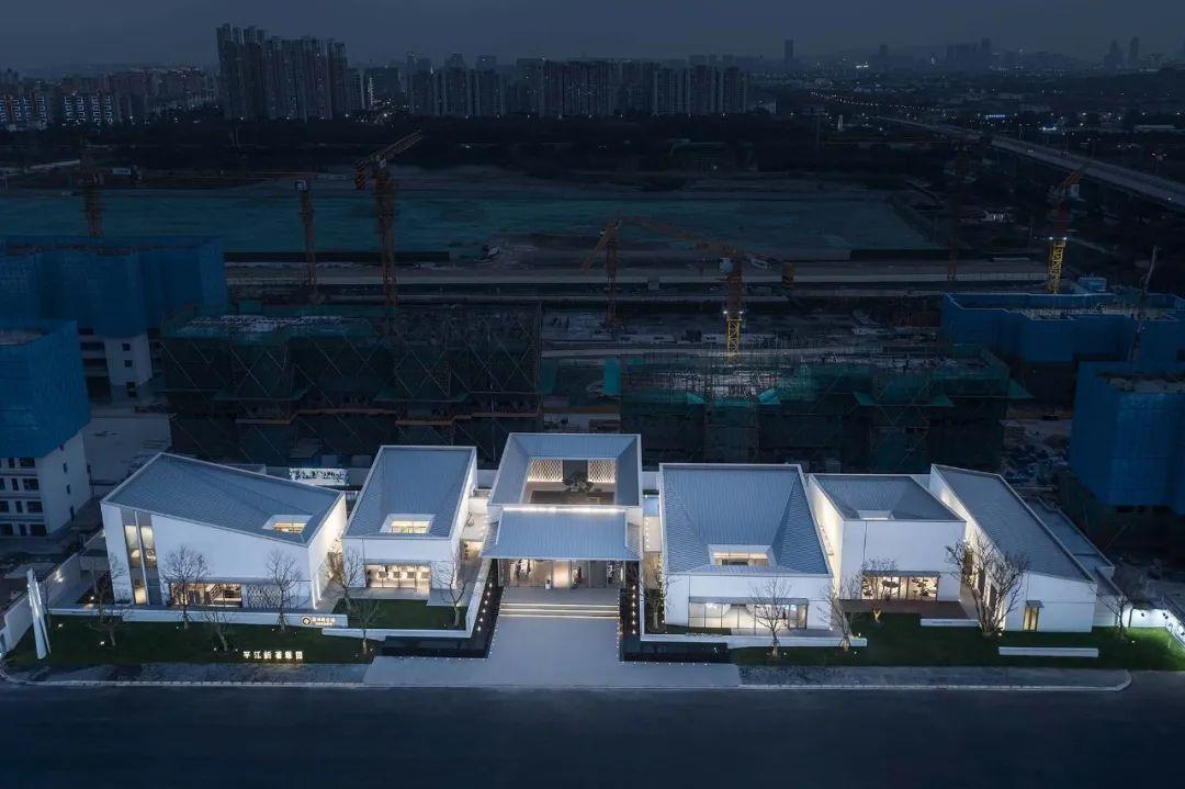 苏州图书馆星河平江分馆 建筑设计 / 日清设计