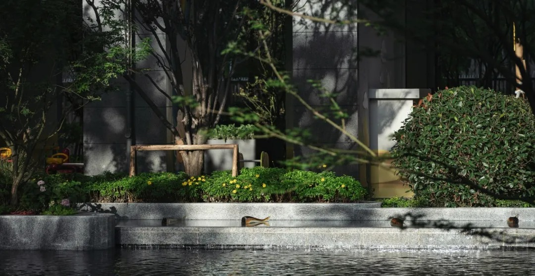 成都龙湖梵悦台 景观设计 /  奥雅设计
