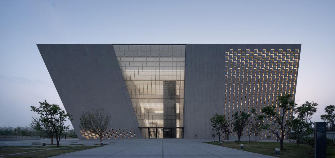 郑州美术馆新馆、档案史志馆    建筑设计 / TJAD同济设计