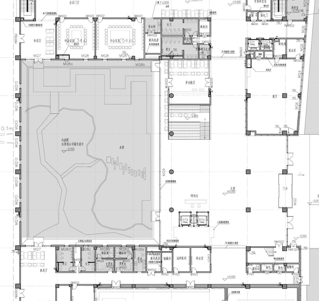 安徽理工大学重点实验室 建筑设计 /  同济设计