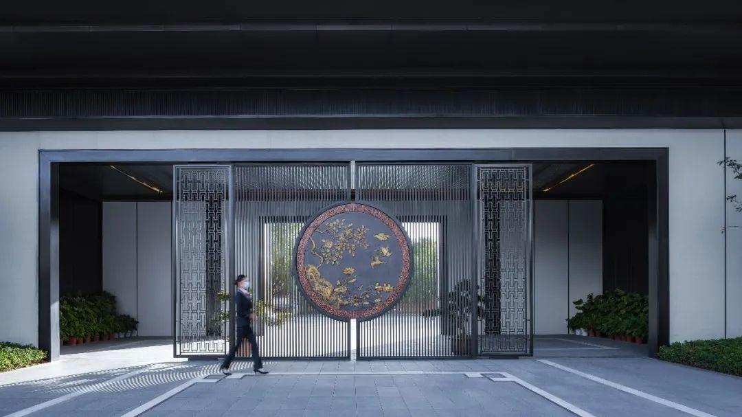 武汉·汉樾台 景观设计 / SED新西林