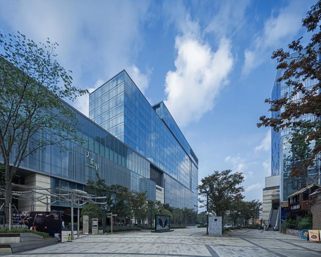 杭州远洋凯宾斯基酒店 建筑设计 /  goa大象设计