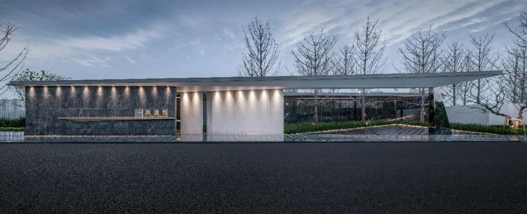 无锡阳光城金科 · 玖珑悦悬浮之光艺术馆 建筑设计 /  AAI国际建筑