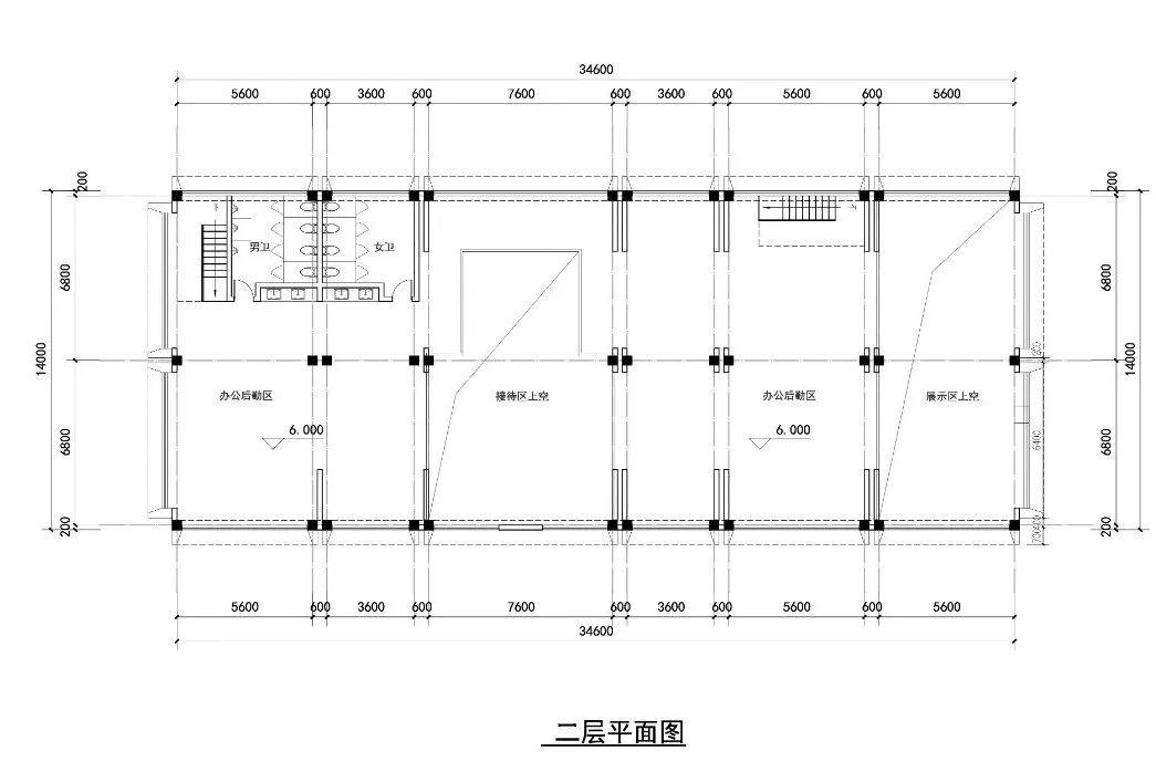 旭辉 社区礼堂(云朵城堡) 建筑设计 /  基准方中