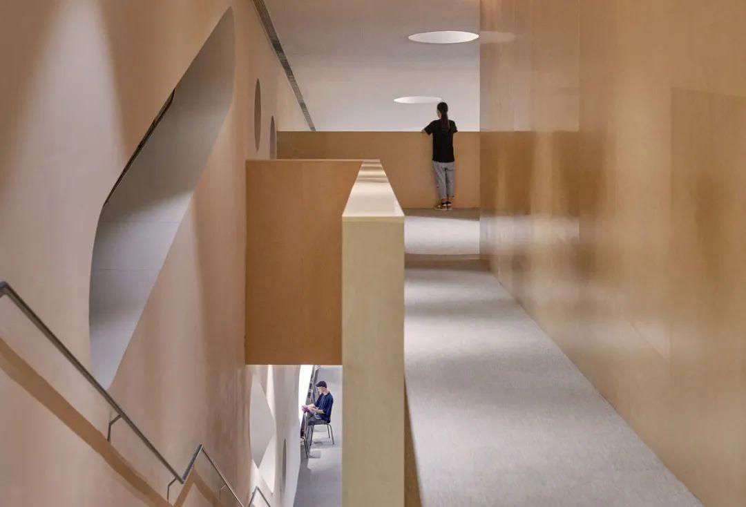 上海青浦平和双语学校  平和图书剧场 建筑设计 / OPEN建筑事务所