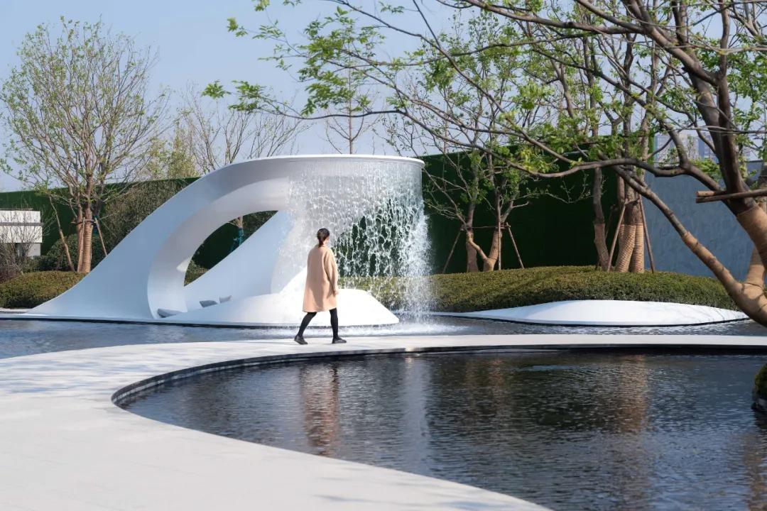 郑州龙湖 · 天境 景观设计 /  DDON笛东