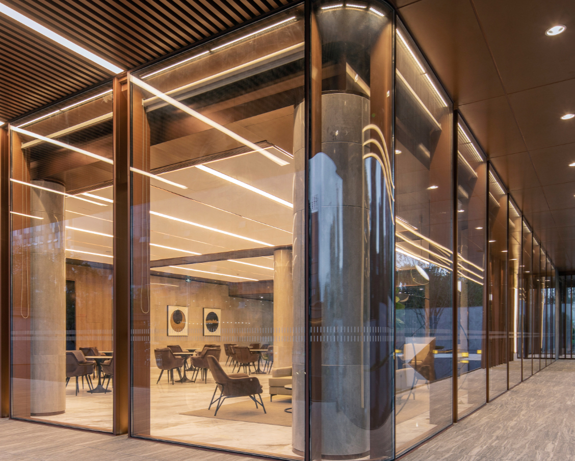 安康博元体验中心  建筑设计 /  UUA建筑师事务所
