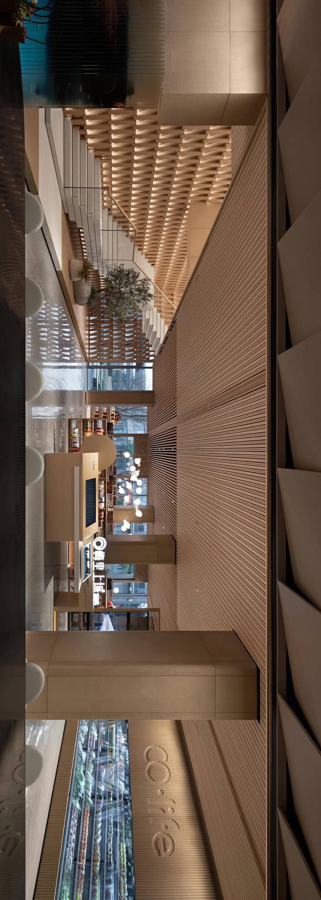 无锡万科·梅里上城CO-Life体验馆  室内设计 /  明德设计
