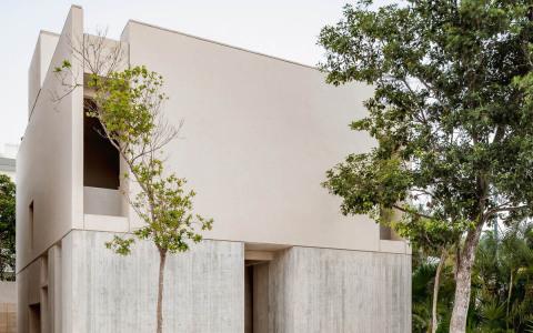 墨西哥Risch住宅 建筑letou国际米兰下载 /  Kiltro Polaris Arquitectura
