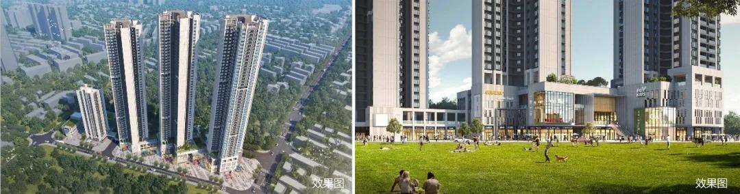 深圳万科·北宸之光Co-life体验中心  景观设计 /   A&N尚源景观