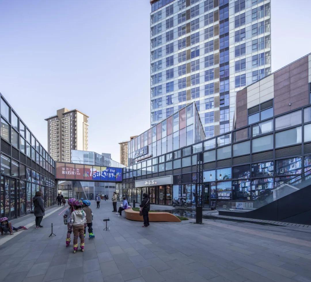 北京万科 · 城市之光 建筑设计 /  SUNLAY三磊
