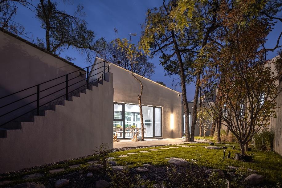 北京 蔓兰家的四季 建筑设计 /  SUNLAY三磊