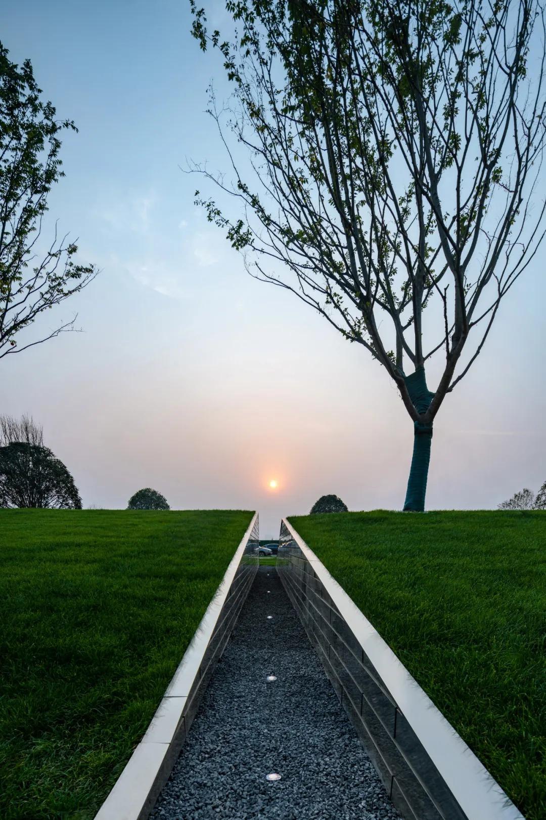西安保利 · 时光印象 景观设计 /  奥雅设计