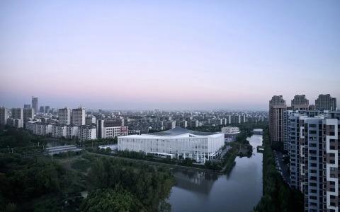 上海青浦区体育文化活动中心 建筑letou国际米兰下载 /  原作letou国际米兰下载
