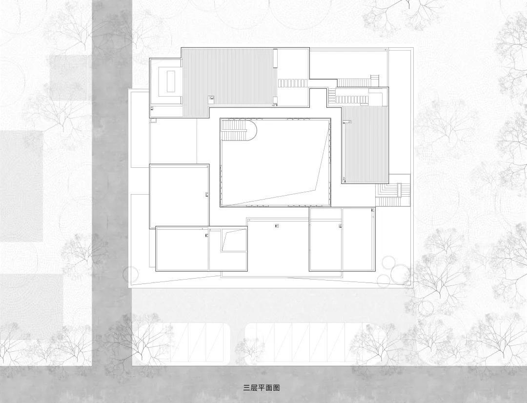 临沂沂蒙·云舍 建筑设计 /  灰空间建筑事务所