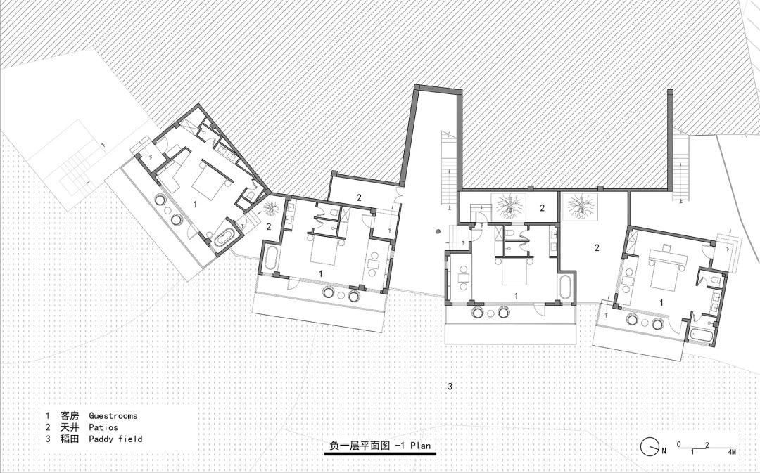 重庆垫江巴谷宿集 建筑设计 /  三文建筑