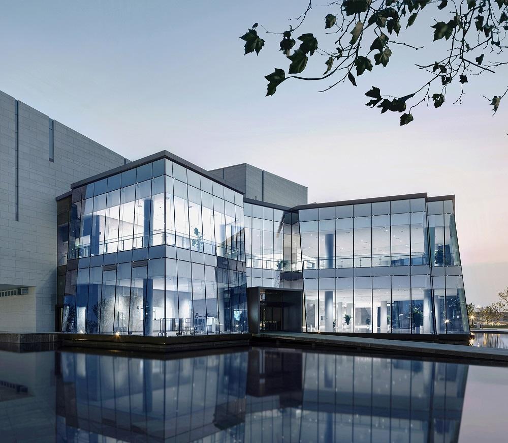 苏州吴中博物馆 建筑设计 / 筑境设计