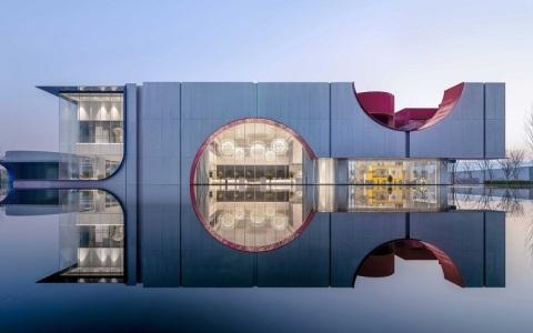 成都环球融创未来城·展示中心 建筑letou国际米兰下载 / 上海璞间 PUSPACE