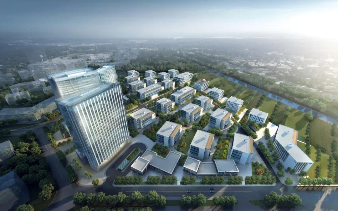 沈阳国际软件园A区 景观设计 /  DDON笛东