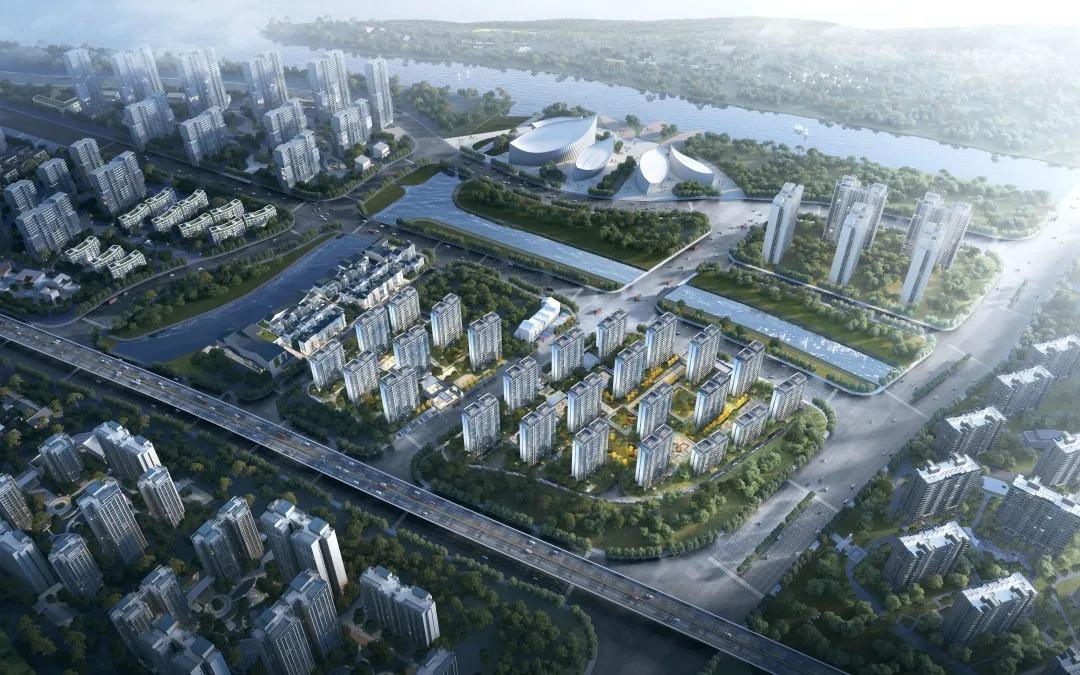 福州  三江大境·龙湖景粼天著  建筑设计 / 基准方中