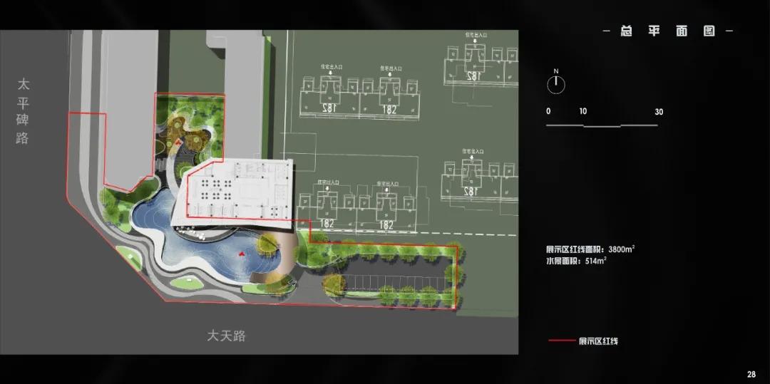 成都 新都 · 粼云上府 景观设计 / 怡境设计