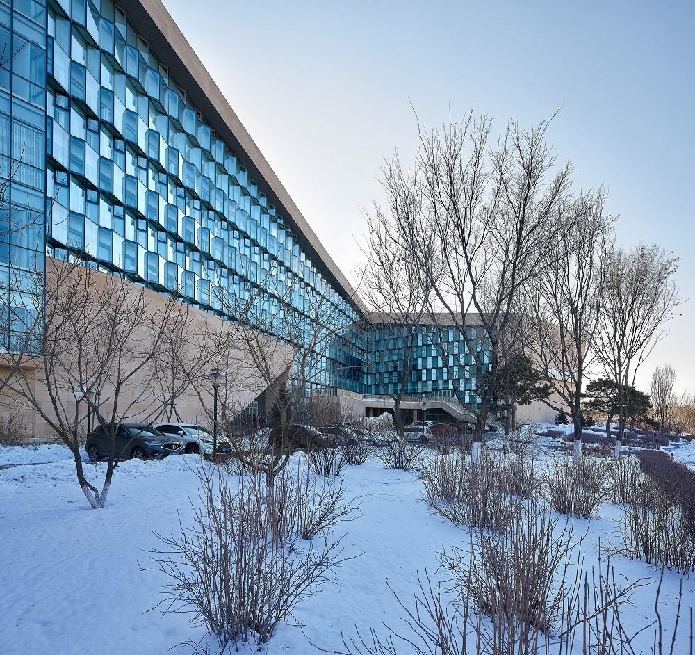 长春市群众艺术馆  建筑设计 / 天津大学设计总院·顾志宏工作室