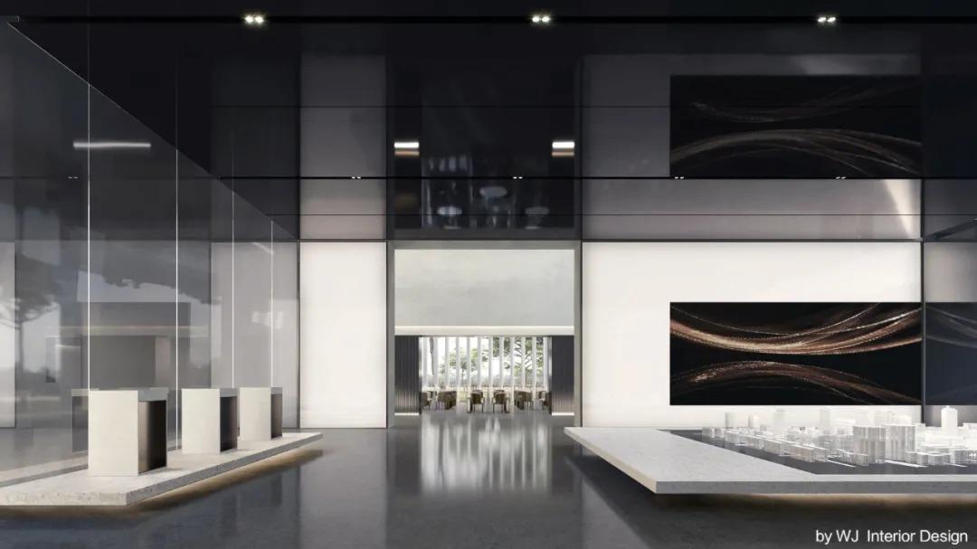 郑州 美景售楼中心 建筑设计 /  徐山联合建筑师事务所