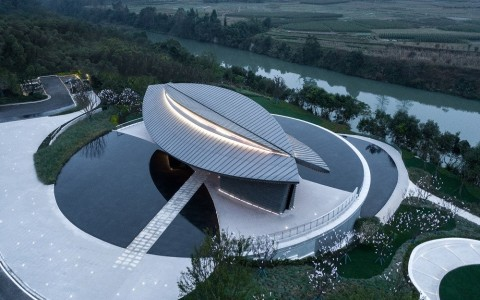 雅居乐腾冲原乡艺术中心 建筑letou国际米兰下载 / XAA建筑事务所