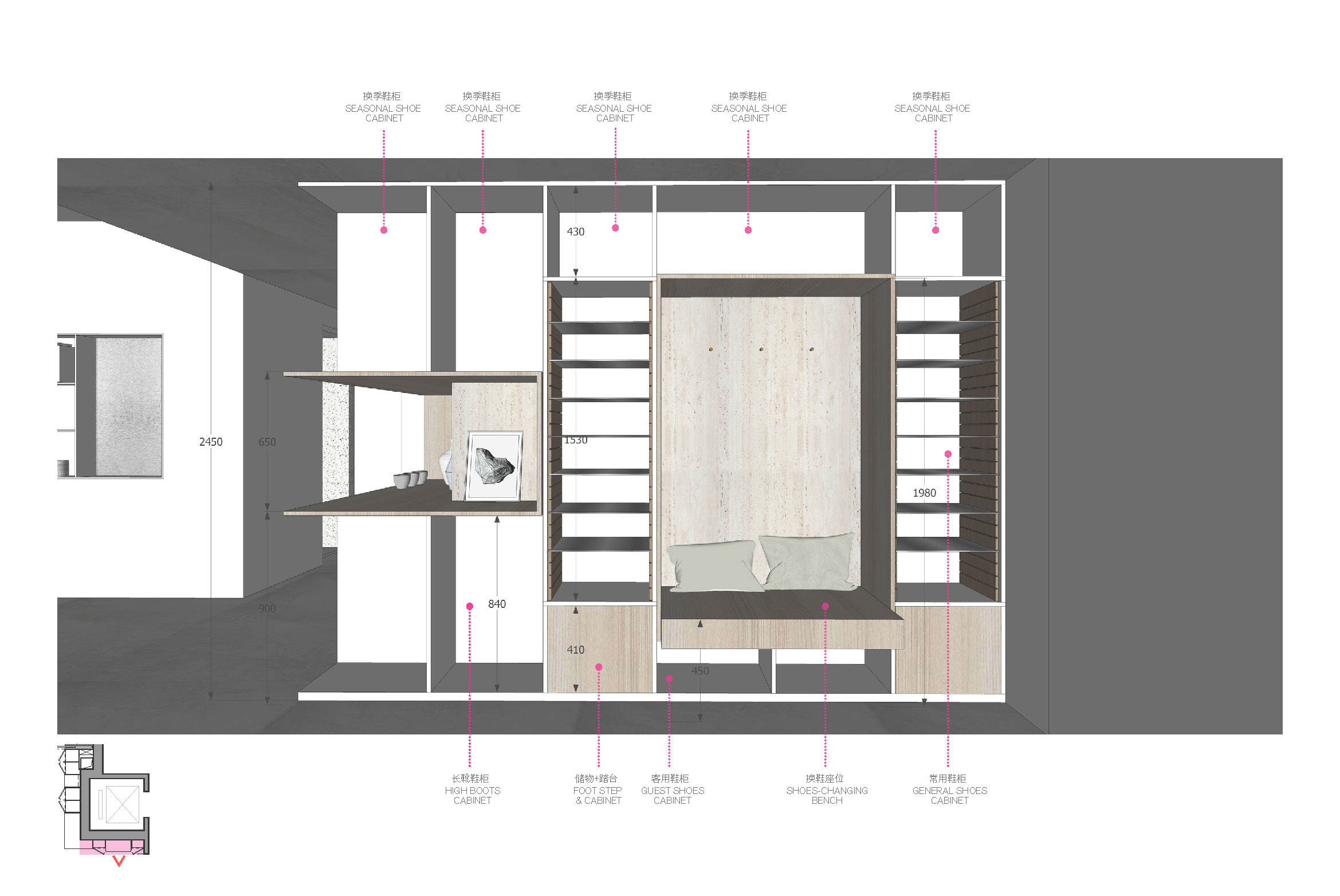 广州 城市度假屋 住宅室内设计 /  LUKSTUDIO芝作室