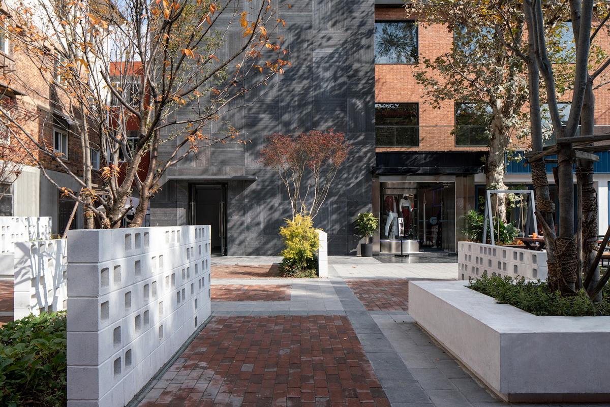 陕康里 老上海风情创意街区 改造设计 / COLORFULL 昱景设计