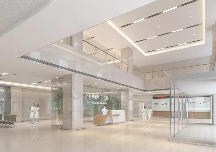北京 西红门医院新址 建筑设计 /  ZOE建筑事务所