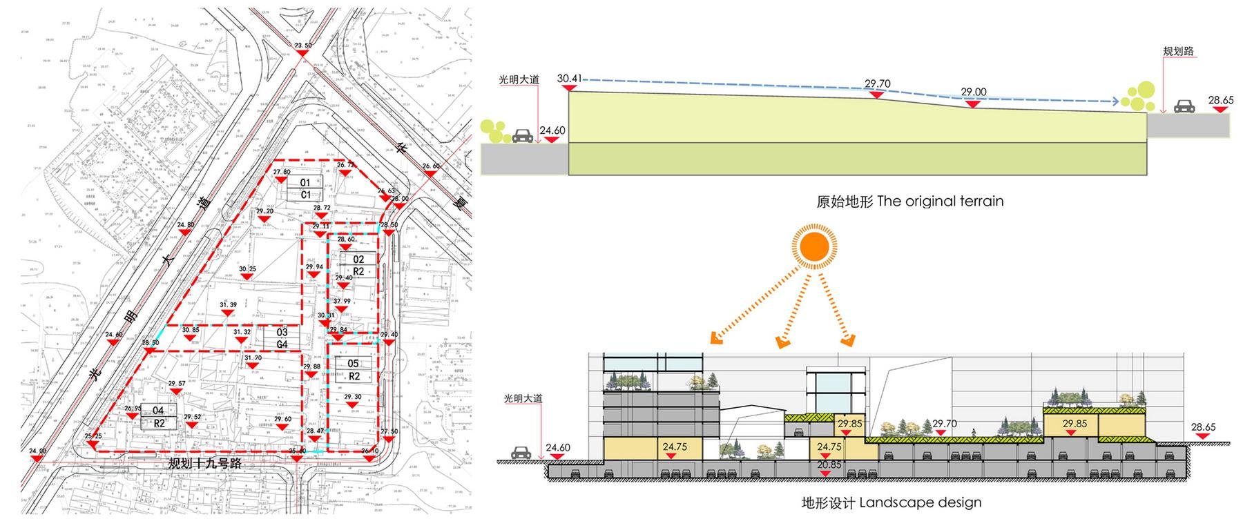 深圳 宏发万悦山城市更新项目 建筑设计 / 森磊设计